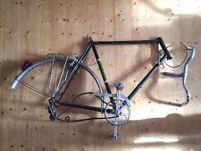 Fahrradrahmen, Frankreich, Stronglight Kurbel, Huret, Mafac, vintage,