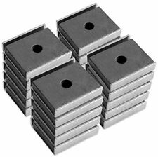 Master Magnetics Magnetic Latch Channel Assembly 1 Long 0875 Wide 025 Hi