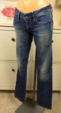 G-STAR Jeans Hose Jeanshose Straight Leg Gr. W 29 / L34 (D80)
