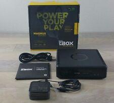 Zotac Magnus ZBOX-EN1060-U Mini PC - Intel i5-6400T - NVidia GTX 1060 - w/ SSD