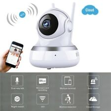 1080P HD Wireless Wifi IP Camera IR Security Webcam Baby Monitor CAM Cloud + SD