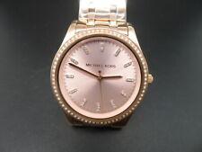 New Old Stock MICHAEL KORS Parker MK6545 Rose gold Quartz Women Watch