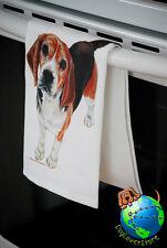Beagle Kitchen Hand Towel