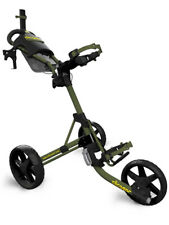 New Clicgear Usa Model 4.0 Push-Pull Golf Cart for walking - Army Green