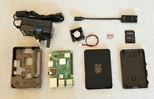 Raspberry Pi 3 Model B+ Motherboard + Case & Accessories