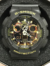 Casio G-Shock GA-100CF-1A9 Analog Digital Special Color Digital Watch Y