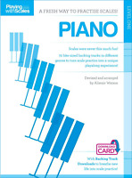PLAYING WITH SCALES PIANO LEVEL 1 Sheet Music Book & Internet Download