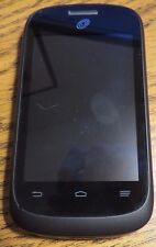 ZTE Z665c Z665 Black Tracfone Fast Shipping Excellent Used Touch