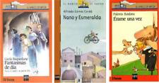 El Barco de Vapor: Lote de tres libros NUEVOS