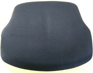 Humanscale Freedom Chair: Foam Seat Cushions; Black Color; Wave Fabric, Original