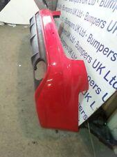 AUDI RS4 AVANT REAR BUMPER  2012 TO 2017
