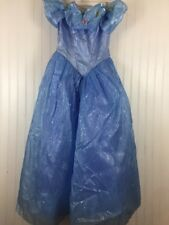 Cinderella Halloween Cosplay Costume Dress Size Medium 8-10 misc23