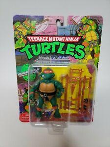 "Teenage Mutant Ninja Turtles Michaelangelo Playmates Classic 5"" Walmart 2021 NEW"