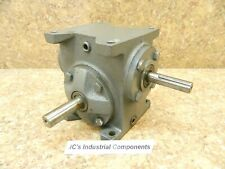 Baldor   10:1 ratio    speed reducer  model  ST133   207 in lbs