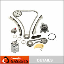 Timing Chain Kit Camshaft for MAZDA Speed 3 6 CX-7 2.3L TURBO 2006-13 L3K914614