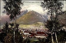 Innsbruck Österreich Tirol AK ~1910 Blick gegen Norden Verlag Redlich frankiert