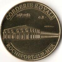 Monnaie de Paris - ROCHEFORT-SUR-MER - CORDERIE ROYALE 2020