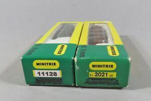 H 81069 Sammlung interessanter Mintrix Lokomotiven