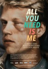 ALL   YOU   NEED   IS   ME     film    poster.