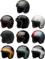 Bell Custom 500 Helmet - Open Face 3/4 Motorcyle Street Vintage Cruiser Scooter