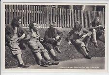 AK Oberammergau, Passionsspiele, Johannes bei der Spielpause, um 1935