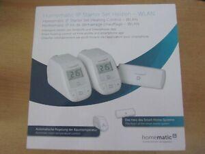Homematic IP Starter Set Heizen - Wlan