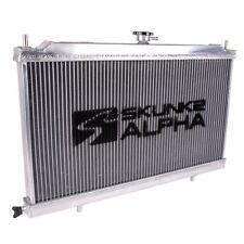 Skunk2 Alpha Series Aluminum Radiator w Cap For 88-91 Honda Civic CRX M/T