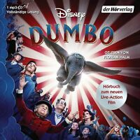 DUMBO - DUMBO-LESUNG Z.KINOFILM   MP3 CD NEU