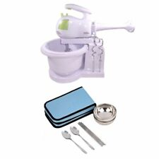 SHG-903 Stand Mixer with Mini Travel Cutlery (Blue)