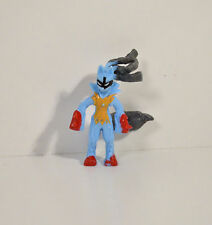 "Mega Lucario 1.5"" Tomy Mini PVC Action Figure Nintendo Pokemon"