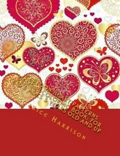 Cartoon Heart Patterns Designs Coloring Book: for Kid's Ages 5 Years Old and...