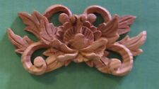 Decorative Hand Carved Pine Wooden Swag centre piece (006)