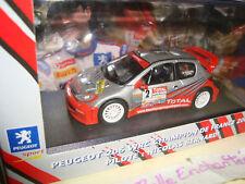 PEUGEOT 206 WRC CHAMPION DE FRANCE 2005 NOREV 1/43°