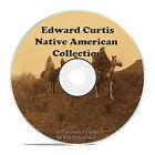 Внешний вид - EDWARD S CURTIS, NORTH AMERICAN INDIAN CD, TURN OF THE CENTURY OLD PHOTOS ON CD