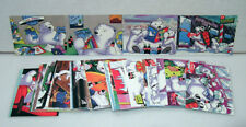 1996 Coca-cola Polar Bears Trading Card Set of 50 Cards (HVOR-1412)