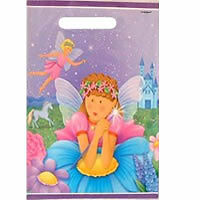 FAIRY PRINCESS PARTY LOOT BAGS (8)