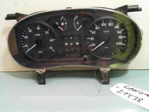 Compteur RENAULT KANGOO 1 PHASE 2 Diesel /R:28906354