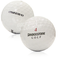 24 Bridgestone Tour B330-S Near Mint AAAA Used Golf Balls - FREE Shipping