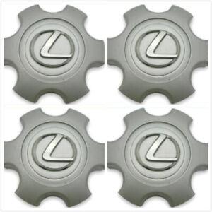 4x For Lexus GX470 2003-2009 Wheel Center Hub Cap# 42603-60520 Hollander 74167A