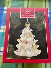 Lenox Holiday Gems Tree Ornament 865541 Nib