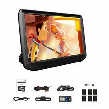"Portable Slim 11.6"" HD IPS Screen Car Headrest TV Monitor DVD/USB/SD/HDMI Player"