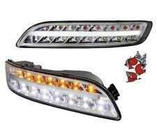 R87 LED TAGFAHRLICHT inkl. MODUL PORSCHE 911 997 04-08 FRONTBLINKER STANDLICHT