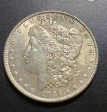1886 Morgan Silver Dollar No Reserve Auctions