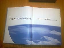 MEYERS Großer Weltatlas zum 21. Jahrhundert: ausführlichster WELTATLAS