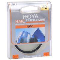 HOYA 49mm  HMC UV(C) Digital HMC Screw-in Protective Lens Filter  -**NEW**