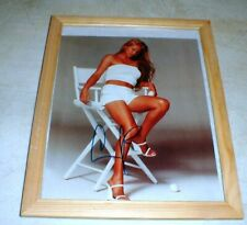 "Anna Kournikova Sexy Tennis Outfit Signed Autographed 8""x10"" Color Photo"