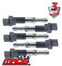 5 X MACE STANDARD REPLACEMENT IGNITION COIL FOR VOLKSWAGEN BORA 1J AQN 2.3L V5