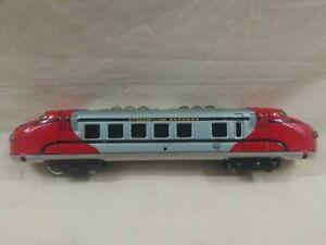 Tin Train Stream-Line Express OKK Brand Toys Japan RARE!! VINTAGE