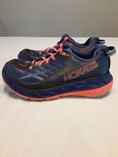 Womens 7 Hoka One One Stinson ATR 4 Athletic Shoes