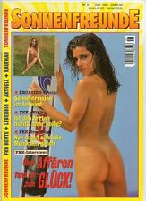 Sonnenfreunde 6 1996 FKK Magazin Lui Superhasen Dolly Busen Sonnenfans Naturist